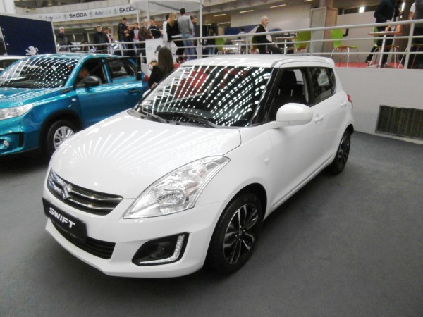 Suzuki Swift SE+