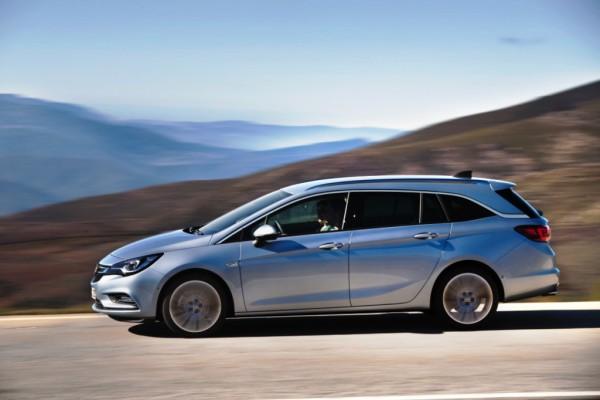 Nova Opel Astra ST