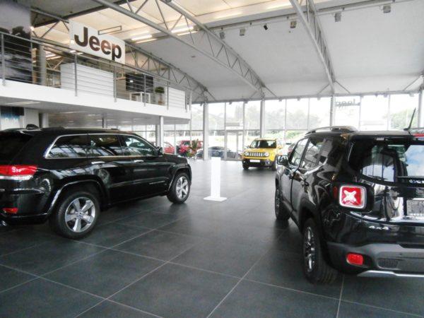 Jeep salon - AK Kole 1