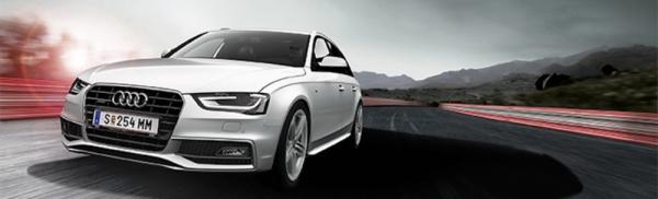 Audi A4 S line A