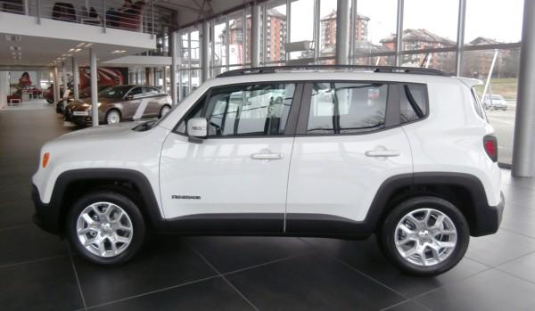 Jeep salon