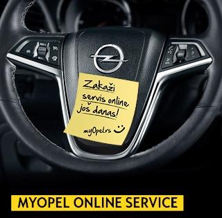 MyOpel portal