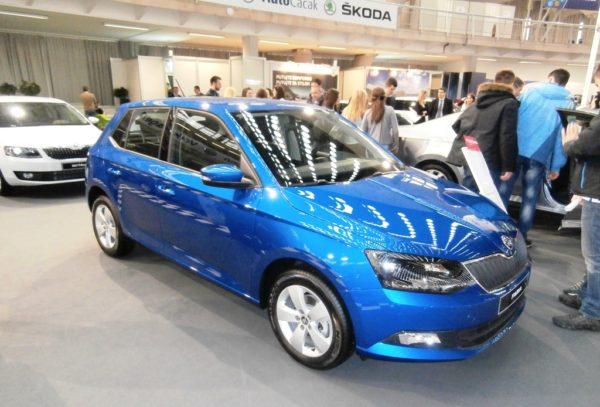 Škoda Fabia najtraženiji model u prvih pet meseci ove godine